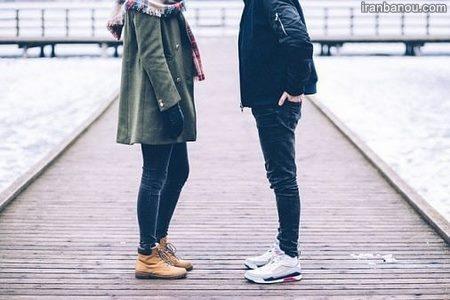 عکس عاشقانه دختر و پسر برای موبایل