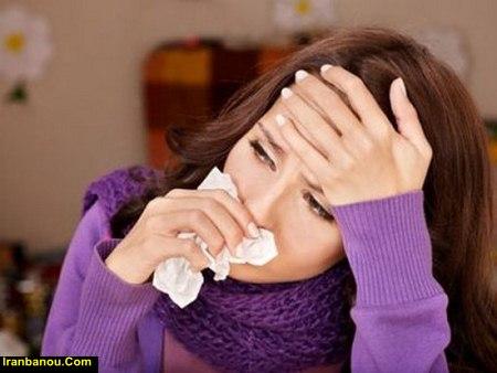 علائم آنفولانزای مرغی در مرغها