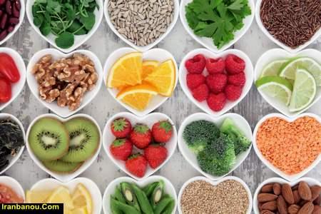غذاهای فیبردار برای لاغری