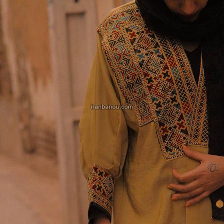 لباس سنتی و هنری