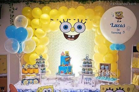 کیک تولد پسرانه ماشین ها