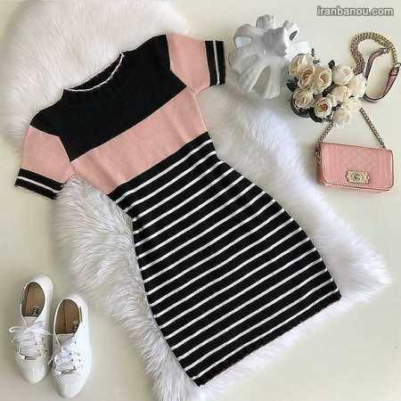 شیک ترین لباس های دخترانه