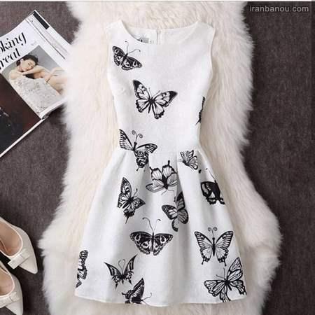 لباس دخترانه ژورنالی
