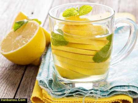 چربی سوزی با لیمو ترش