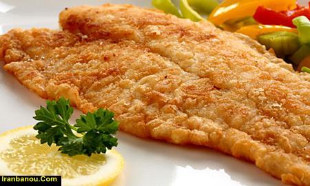 ماهی سوخاری ساده