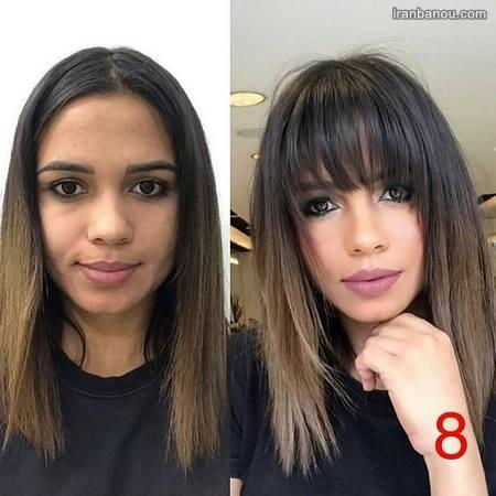 مدل مو زنانه کوتاه