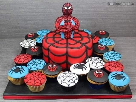 کیک تولد فانتزی