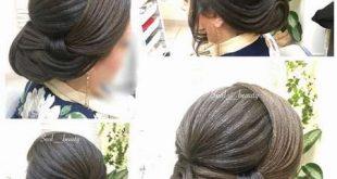 مدل شينيون مو