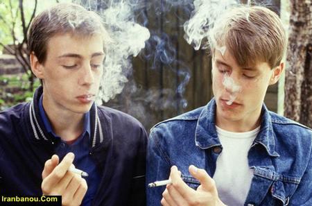 روش برخورد با نوجوان سیگاری