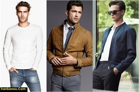 مدل لباس برای مردان قد بلند
