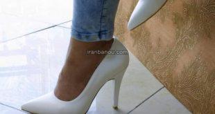 کفش مجلسی دخترانه مدل جدید