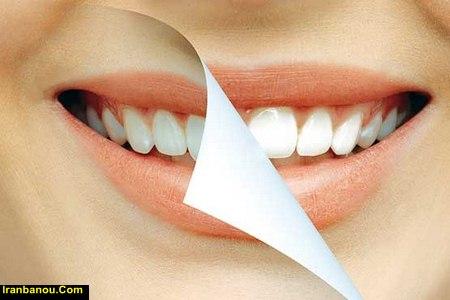 غذاهای مفید برای سلامت دندان