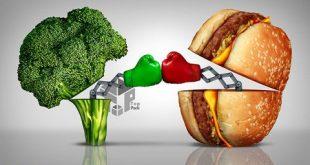 فواید تغذیه سالم