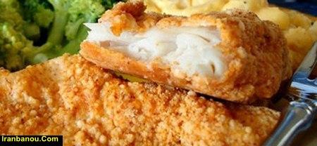 طرز تهیه ماهی سوخاری تیلاپیا