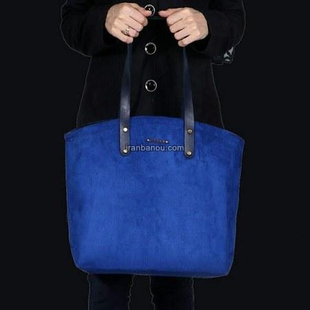 کیف چرم رنگی