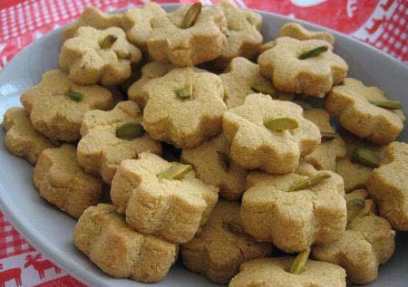 طرز تهیه غذاهای عید نوروز،شیرینی های مخصوص عید نوروز،شیرینهای مخصوص