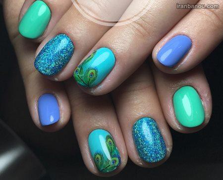 طراحی ناخن دست و پا