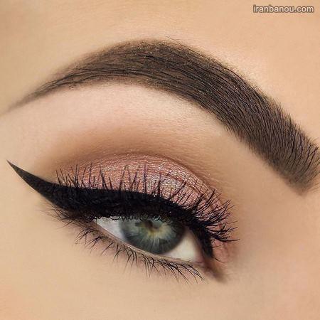 خط چشم های زیبا