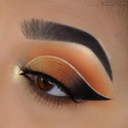 خط چشم برای چشمهای بادامی