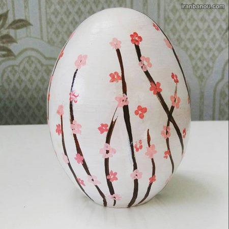 تخم مرغ ساده برای هفت سین
