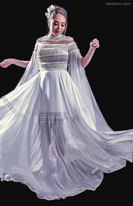 لباس گیپور برای مراسم فرمالیته