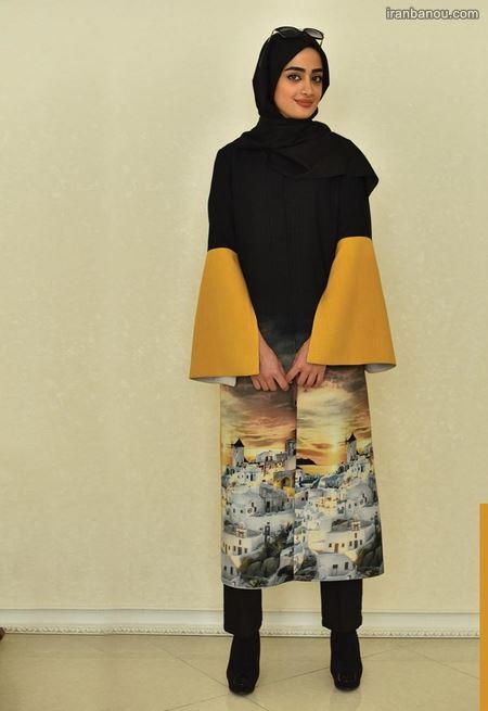 مدل های مانتو تابستانی جلو باز و دکمه دار – سحر بانو، مجله آموزشی زنان