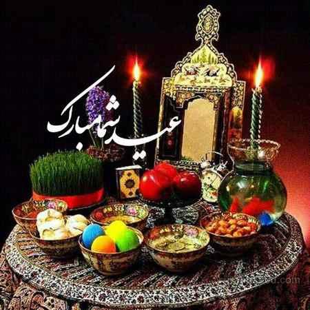 ۱۰۰ عکس پروفایل عید نوروز ۹۸
