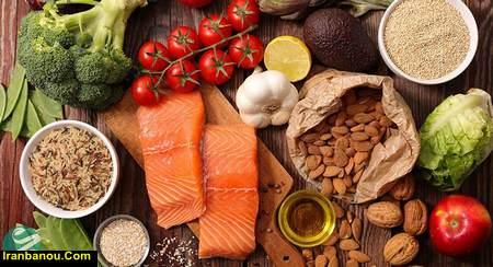 غذاهای مفید برای کبد و کلیه
