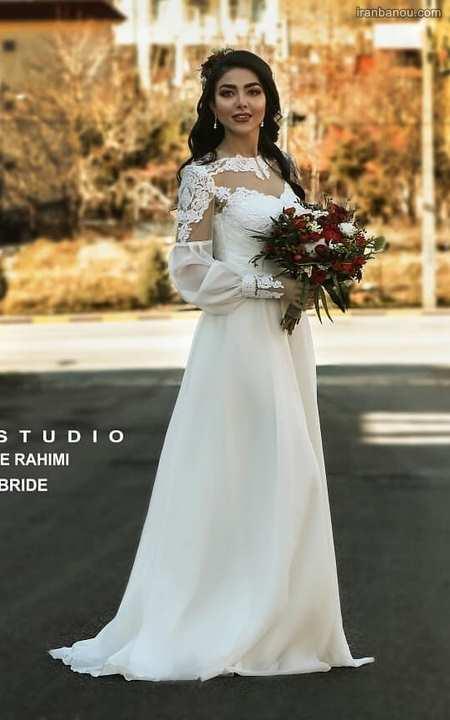 خرید لباس فرمالیته عروس