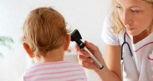 انتی بیوتیک برای گوش درد کودکان