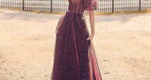 لباس مجلسي دخترانه جوان