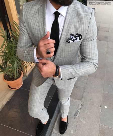 ست لباس عقد عروس و داماد ایرانی
