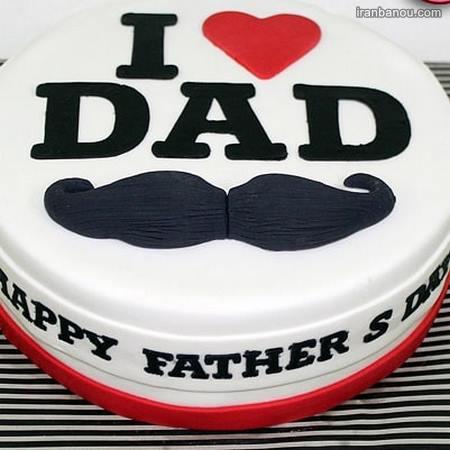 کیک تولد پسرانه خردسال