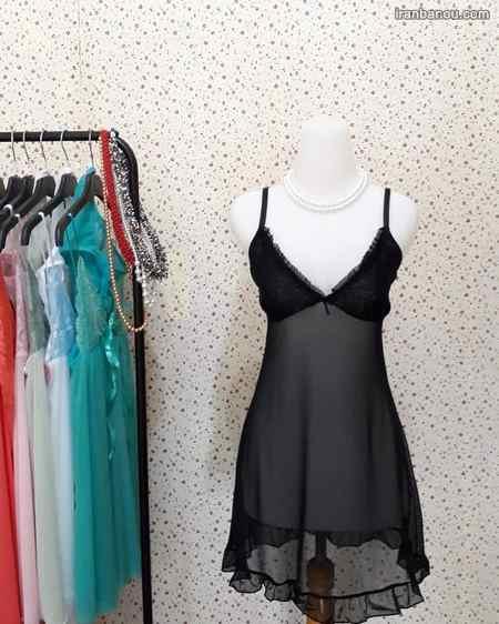 مدل لباس خواب خارجی تحریک کننده