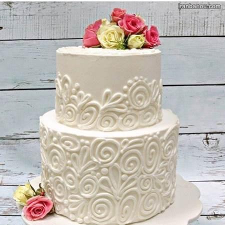 عکس کیک سالگرد ازدواج جدید و ساده ۲۰۲۰