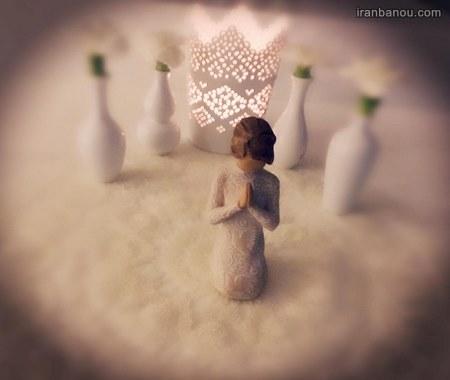 دعای شب ارزوها