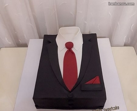 کیک تولد برای آقایان