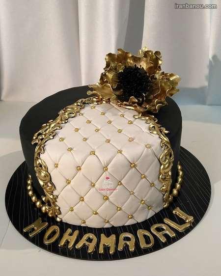 کیک روز پدر مبارک