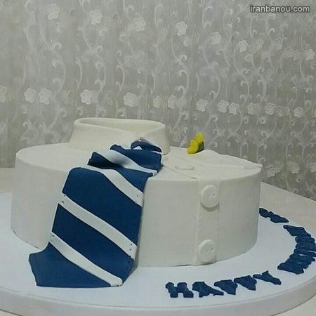 کیک تولد لاکچری مردانه