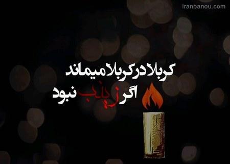 شمایل حضرت زینب