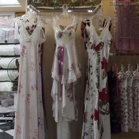 انواع مدل های لباس خواب عروس