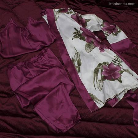 ست لباس خواب عروس