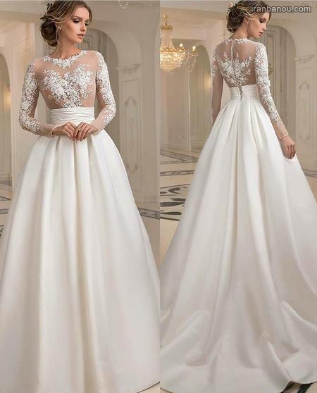 فروش لباس عروس اینستاگرام