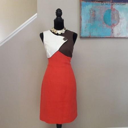 مدل لباس مجلسی استین دار بلند