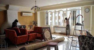 ایده برای خانه تکانی