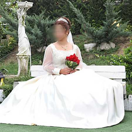 مزون لباس عروس instagram