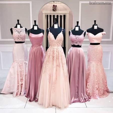 مدل لباس مجلسی دخترانه شیک