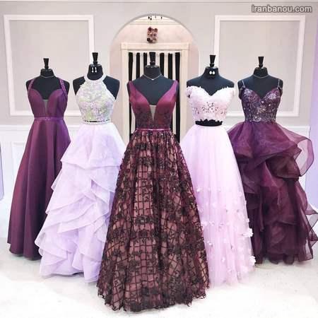 لباس مجلسی برای دختر 13 ساله
