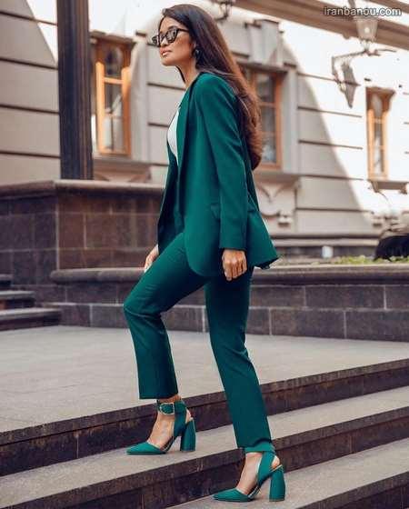 انواع مدل لباس مجلسی پولکی و حریر زنانه و دخترانه ۲۰۲۰