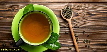 خواص چای سبز برای کلیه